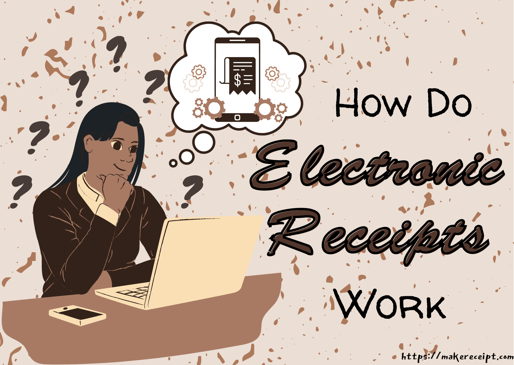 How Do Electronic Receipts Work?